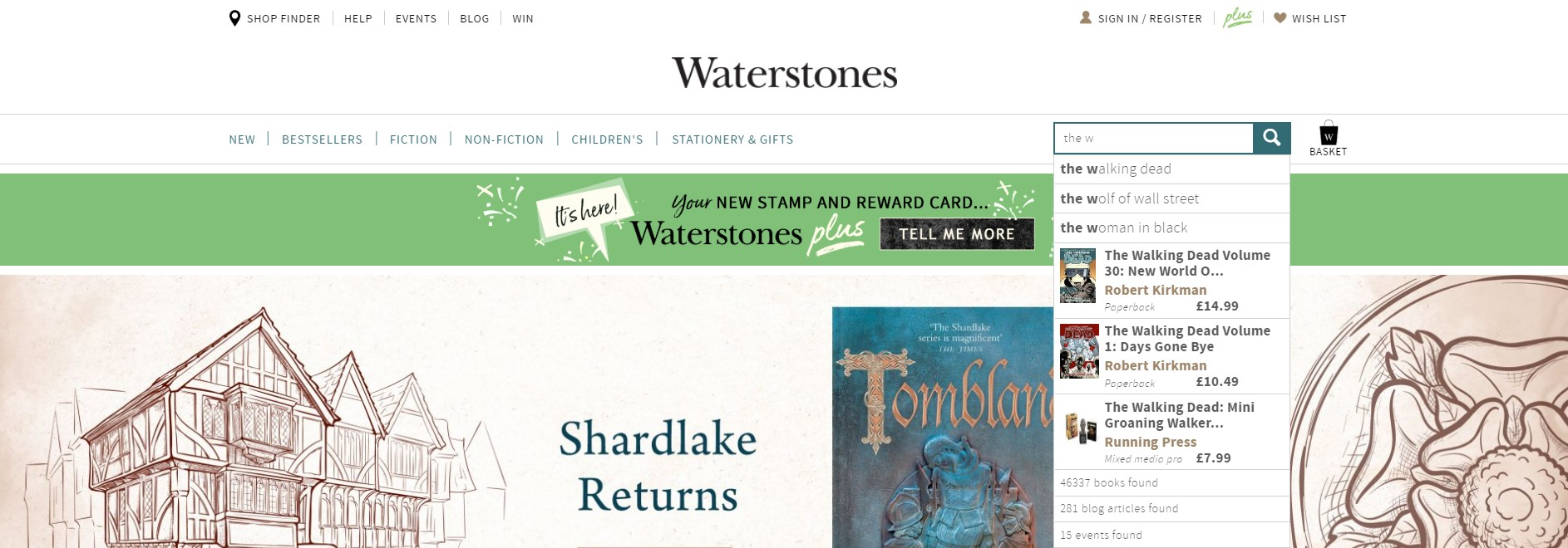 Waterstones-site-search