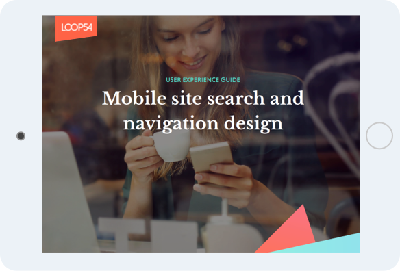 mobile search and navigation tablet thumbnail